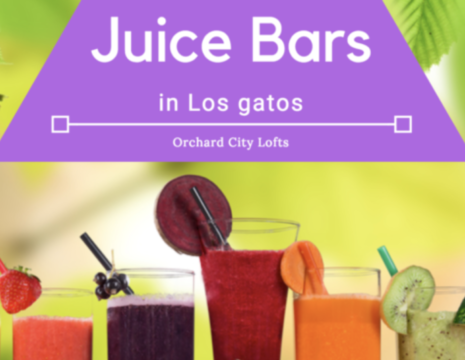 Juice Bars in Los Gatos
